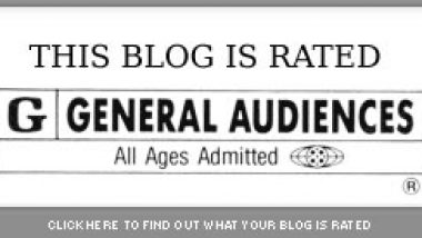 Rate Your Blog