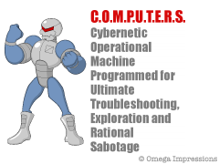 Cybernetic Operational Machine Programmed for Ultimate Troubleshooting, Exploration and Rational Sabotage
