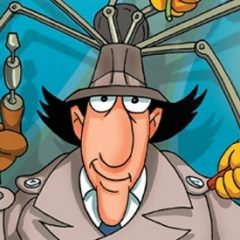 Inspector Gadget with new technology