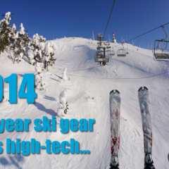 Skiing Technology for 2014