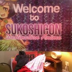 Welcome to Sukoshicon